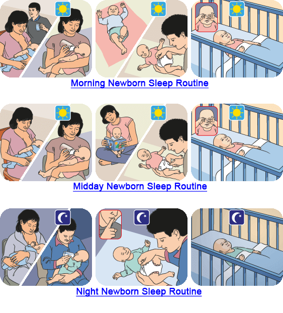 Baby-Sleep-Routine